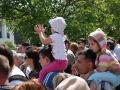 Дети на параде 9 мая