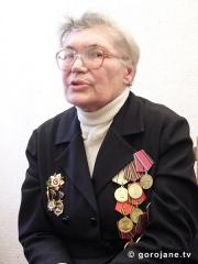 Судакова Евгения Петровна