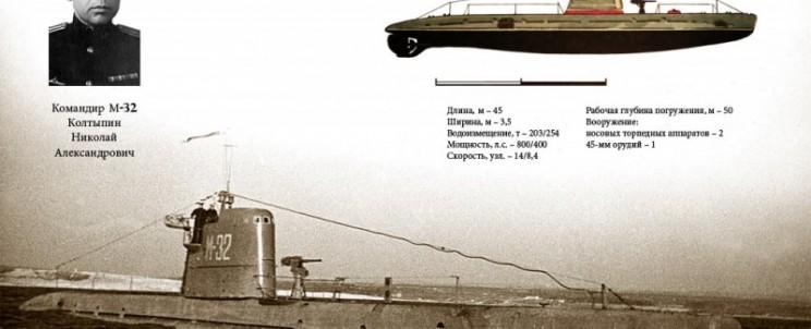 Подвиг подводников