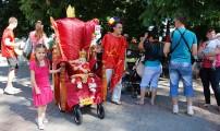 Конкурс детских колясок