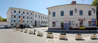 Новый бульвар в Севастополе