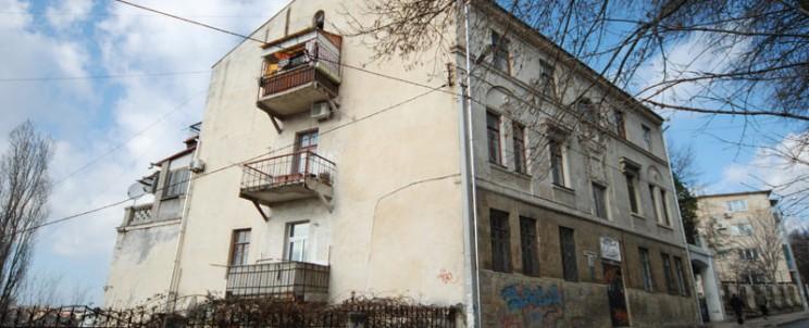 Дом на улице Суворова
